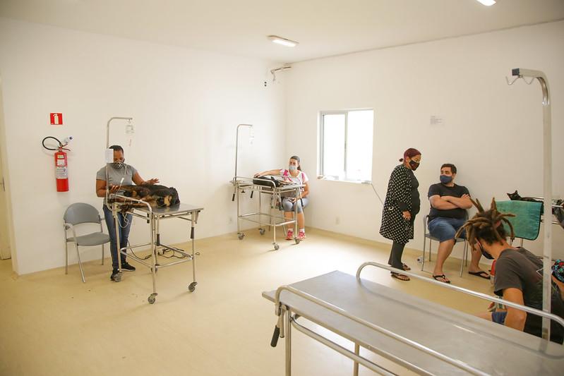 Hospital Veterinário Público (Hvep)