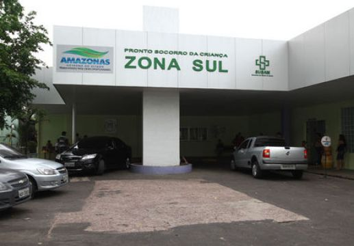 Estado do Amazonas Hospital e Pronto Socorro da Criança da Zona Sul.