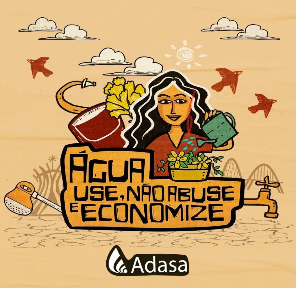 Adasa - Home. ADASA é a agência reguladora e fiscalizadora do Distrito Federal