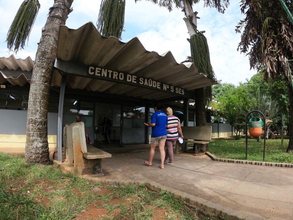 Unidade Básica de Saúde (UBS) 5 de Taguatinga